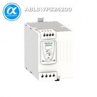 [슈나이더]ABL8WPS24200 /파워서플라이/3상 - 400 V AC - 24V/20A - 480W