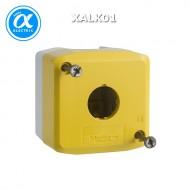 [슈나이더]XALK01 /스위치박스 1구 황색