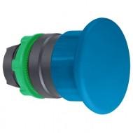 [슈나이더]ZB5AC6 /푸쉬버튼 스위치/플라스틱 베젤 버섯형 Φ40 청색