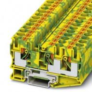 [피닉스컨택트] 3208745 /접지 모듈형 단자대 PT 10-TWIN-PE