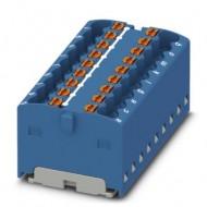 [피닉스컨택트]3002876 /분배 블록 단자대 PTFIX 18X1,5-G BU/[구매단위:1패키지=20개]