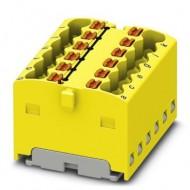 [피닉스컨택트]3002881 /분배 블록 단자대 PTFIX 12X1,5-G YE/[구매단위:1패키지=20개]