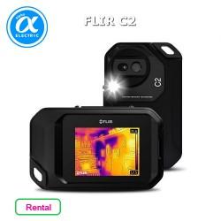 [FLIR]FLIR C2 ★렌탈★/열화상카메라/휴대용 열화상카메라/플리어 C2/단열검사