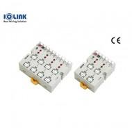 [삼원ACT] JT-8P / 분기형 터미널 / JST-SM시리즈 / 콘넥터를 적용한 I/O Board / 8점 PNP