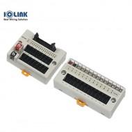 [삼원ACT] MC-T08PL-3 / 분기형 터미널 / MC 시리즈 / 터미널↔e-con 8점(3P) / PNP - Lamp