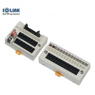 [삼원ACT] MC-08PL-3 / 분기형 터미널 / MC 시리즈 / 커넥터↔e-con 8점(3P) / PNP - Lamp