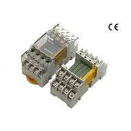 [삼원ACT]R4T-16P-S /소형릴레이보드/PANASONIC Relay, 4점형, 초소형