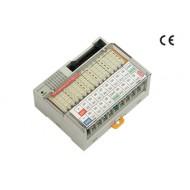 [삼원ACT]R16T-YNT /소형릴레이보드/TAKAMISAWA Relay, 16점형, 입력 및 출력 양단 단자대 부착형