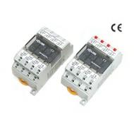 [삼원ACT]R4G-24V-E1 /중형릴레이보드/4점형, Screwless Type, OMRON G6B 릴레이 장착