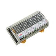 [삼원ACT]R32D-PT /중형릴레이보드/32점형, OMRON G6D릴레이 장착 부하측 8점 Common형