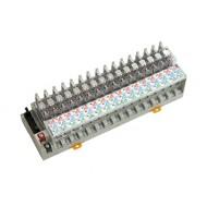 [삼원ACT]R16A-PC-DC24VC /대형릴레이보드/접점용량 10A, 1C접점, DC24V PANASONIC AHN Power릴레이 장착
