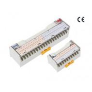 [삼원ACT]XTB-COM40 /인터페이스 단자대/40P Case 일체형의 전원 Common용 단자대