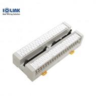 [삼원ACT] SE-4F80D / 인터페이스 단자대 / 64점 IO동시 장착형 단자대 / ULTRA 시리즈
