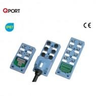 [삼원ACT] MPT-K40P-B / 단자대 장착형 M12 분기박스 / MPT 시리즈