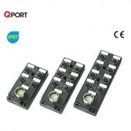 [삼원ACT] MPB-J80P / M23 메인케이블 분리형 M12 분기박스 / MPB 시리즈
