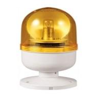 [큐라이트]S80RK /소형경고등/Ø80 전구 반사경 회전 경고등