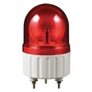 [큐라이트] S80DR / 소형경고등 / Ø80 LED 반사경 회전 경고등