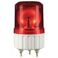 [큐라이트] S80LR / 소형경고등 / Ø80 LED 반사경 회전 경고등