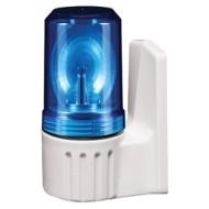 [큐라이트] S80ALR / 소형경고등 / Ø80 LED 반사경 회전 경고등