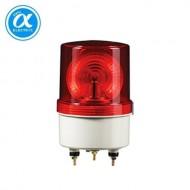 [큐라이트] S100LR / 표준형경고등 / Ø100 LED 반사경 회전 경고등