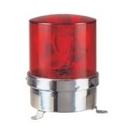 [큐라이트] S180R-FT / 대형경고등 / Ø180 전구 반사경 회전 경고등