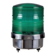[큐라이트] S150RL / 대형경고등 / Ø150 LED 점등/점멸 표시등