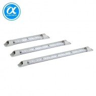 [큐라이트] QPHLC-500 / 생활 방수형 LED 조명등 / 고조도 투명 렌즈 500mm