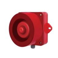 [큐라이트] QWH50SD / 벽부형 특수 경고음 전자 혼 / 123dB / MP3(SD Card) 겸용