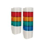 [큐라이트] QWTDL-3 / 신호음 내장 벽부형 LED 타워램프