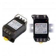 [운영] WYFS10TD / 노이즈필터 / 단상 250V 단상 250V 경제형 / 10A