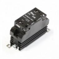 [운영] WYMH1C25Z40 / 무접점릴레이(SSR)_Rail겸용 방열판 일체형 / 단상부하(AC440V) / AC  Input / 방열판 일체형