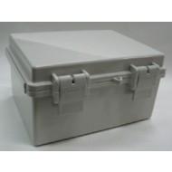 [하이박스]EN-OO-1818 /경제형 BOX /180*180*150(PVC속판포함)