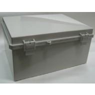 [하이박스]EN-OO-2535-B /경제형 BOX /250*350*180(PVC속판포함)