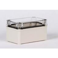 [하이박스] DS-OOH-0813 / 스위치 BOX(매미고리형) / 80*130*70