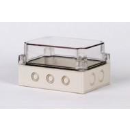 [하이박스] DS-OOH-1217-1 / 스위치 BOX(매미고리형) / 125*175*100