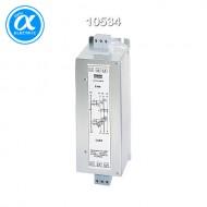 [무어] 10534 / EMC 필터 / MEF EMC-FILTER 3-PHASE 1-STAGE / I:36A U:3x600 VAC book-style