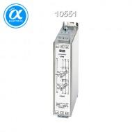 [무어] 10551 / EMC 필터 / MEF EMC-FILTER 3-PHASE 2-STAGE / I:12A U:3x500 VAC book-style