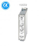 [무어] 10552 / EMC 필터 / MEF EMC-FILTER 3-PHASE 2-STAGE / I:16A U:3x500 VAC book-style
