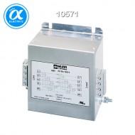 [무어] 10571 / EMC 필터 / MEF EMC-FILTER 3-PHASE 1-STAGE WITH NEUTRAL / I:10A U:4x500 VAC / With increased attenuation