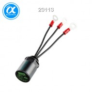 [무어] 23113 / EMC 서프레서 / MOTOR SUPPRESSOR / Varistor, 3x575VAC/7,5kW / RC3R-VG-3x575/7,5k PG9