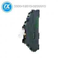 [무어] 3000-18513-0200013 / 액티브 인터페이스 - 타이머 / MIRO 6.2 MULTI-TIMER RELAY FK / IN: 24 VDC - OUT: 250 VAC/DC / 6A / 1 N/O contact / 6,2 mm Spring action clamp