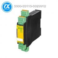 [무어] 3000-33113-3020012 / 세이프티 릴레이 / MIRO SAFE+ SWITCH H L 24 / 24 VAC/DC - 3 N/O contact / 1 N/C contact / 22,5 mm spring clamps