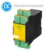[무어] 3000-33113-3020060 / 세이프티 릴레이 / MIRO SAFE+ T 2 24 / 24 VAC/DC - 3 N/O contact / 2 N/O contact delayed / 1 N/C contact / 3 plc contact / 45 mm spring clamps