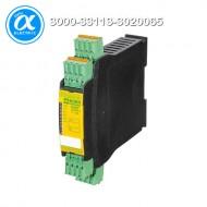 [무어] 3000-33113-3020065 / 세이프티 릴레이 / MIRO SAFE+ T 1 24 / 24 VAC/DC - 2 N/O contact / 1 N/O contact delayed / 1 plc contact / 22,5 mm spring clamps