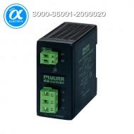 [무어] 3000-36001-2000020 / 옵토커플러(Triac) / MIRO TRIAC 1X400VAC-5A / IN: 53 VDC - OUT: 400 VAC / 5 A / 38 mm plug-in screw-type terminal