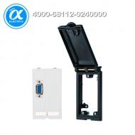 [무어] 4000-68112-0240000 / 판넬 전면 인터페이스 - Set / Modlink MSDD-set: Frame 4000-68112-0000000, / insert 4000-68000-0240000