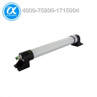 [무어] 4000-75800-1715004 / 조명제품/LED-장비용-램프 / Modlight Illumix Slim Line 4W / LED machine lamp, IP54, 24VDC, M8 connection