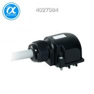 [무어] 4027084 / M12 분배시스템/모듈 / CAP  FOR D-BOX M12 8-WAY 5-POLE / Pot.-sep. 15m PUR/PVC-JB, 16x0,34+5x0,75