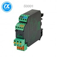 [무어] 50001 / 액티브 인터페이스 - 브레이크 정류기 / ACTIVE BRAKE RECTIFIER V 0.2 / IN: 24 VDC - OUT: 200 VDC / 0,75 A / 22,5 mm spring clamp