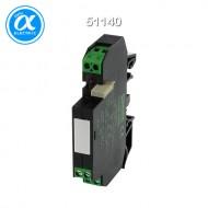 [무어] 51140 / 릴레이 모듈 / RMMD-2A/24VDC INPUT RELAY / IN: 24 VDC - OUT: 250 VAC/DC / 2 A / 2 N/O contact - 12 mm screw-type terminal